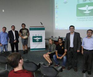 Rugby foi o tema da 2° Reunião do Departamento de Medicina Esportiva SMCC